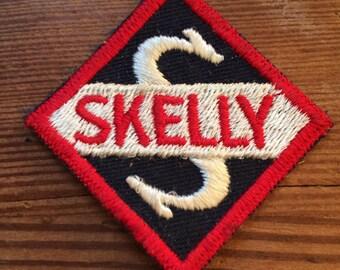 Vintage Skelly Oil patch