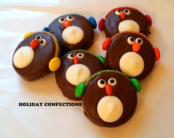 Penguin oreo cookies