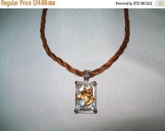 50% OFF Vintage dog pendant, dog necklace