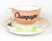 Champagne in a Teacup