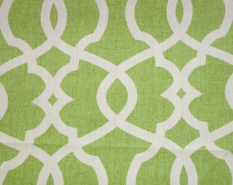 SALE Emory Green Curtain panels, Green Curtain