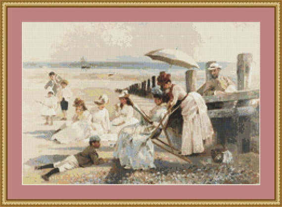 On The Shores Of Bognor Regis /Digital PDF Files /Instant downloadable