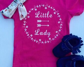 Little Lady Shirt