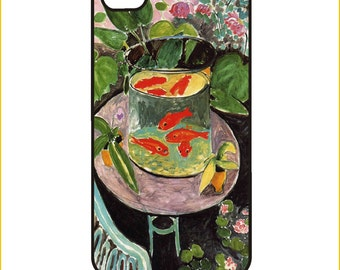 Matisse - The Goldfish - iPhone / Android Phone Case / Cover - iPhone 4 / 4s, 5 / 5s, 6 / 6 Plus, Samsung Galaxy s4, s5