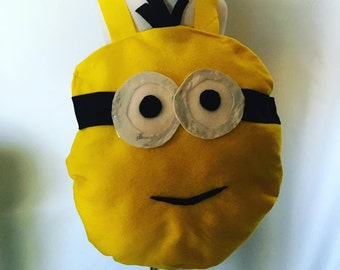 Minion costume, outfit of choice, costume, Halloween, pageant wear, unisex costume, baby, toddler, child sizes