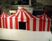 The circus tent