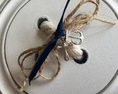 Listing for Christina - Nautical Rope Martyrika / Witness Pins