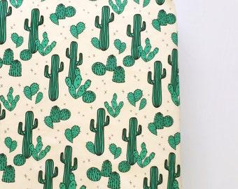 Crib Sheet in Cactus