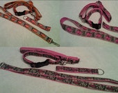 FREE SHIPPING!!!!! Camo Lanyard/Leash/Collar/Key Chain - pick item & color