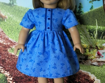 18 inch American Girl Doll Dress