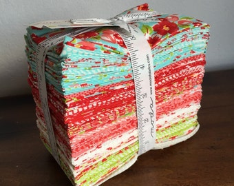 Moda Little Ruby by Bonnie and Camille Fat Eighth Bundle