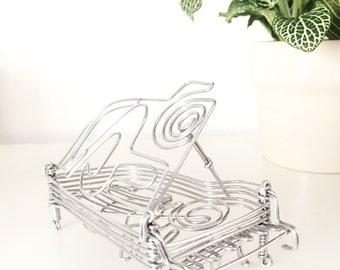 Wire Sculpture Piano