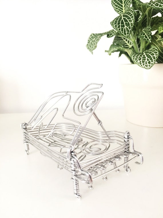 Wire Sculpture Piano