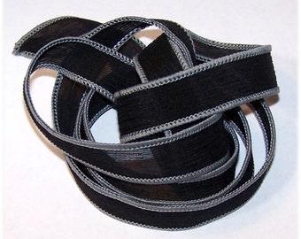 Silk Ribbon Wrist Wrap Sassy Silks Jewelry Ribbons  Classy Lassy