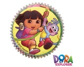 50 Disney Dora the Explorer Cupcake Liners/Cups