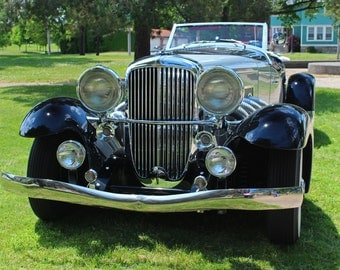 Duesenberg VII  (FREE shipping in the U.S. only)