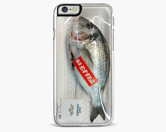 iPhone 7 Case, iPhone 7 Plus Case, Fresh Fish  , iPhone 6s case, iPhone 6 plus cover