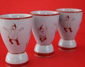 "So so cheerful Gnomes ""Tonttu""  pattern mug by Arabia Finland"