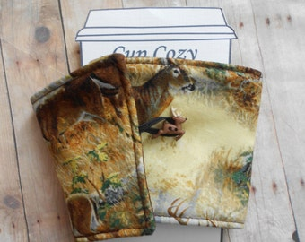 Deer Hunters Coffee Tea Cozy