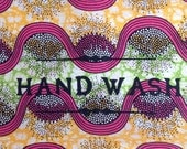 hand printed African cott...