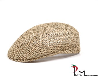 Sea Grass Summer - Ascot Cap