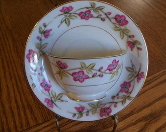 Teacup Pockets,Wall Pocket or Table Display - FREE SHIPPING