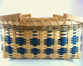 Market Style Basket with Swing Handles