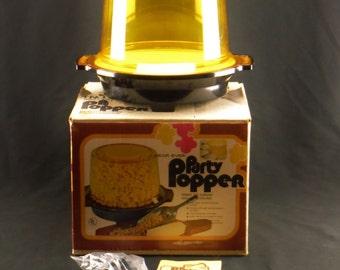 Popcorn Popper Etsy
