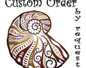 85pc Kit  Chocolate Seashell Wedding Favors  12 sets of a 5pc shell set, pearls, bags,sugar sand
