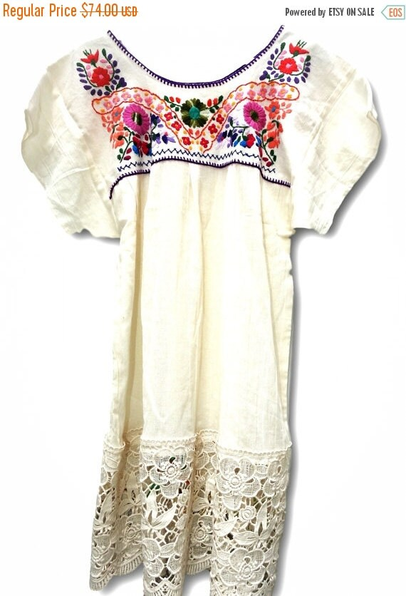 Sale sale sale white mexican dress mexican wedding by for Mexican wedding dresses for sale
