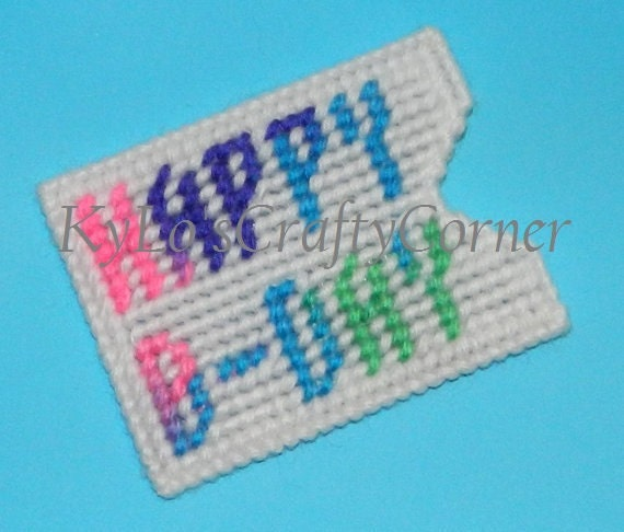 Happy Birthday Money Gift Card Holder/ Gift By