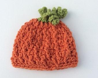 Premie pumpkin hat