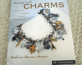 Jewelry Crafts - Beading with Charms, a Lark Jewelry Book by Katherine D Aimone, Hardcover