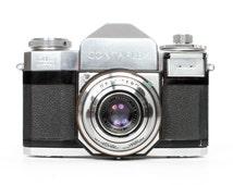 Contaflex II with Case