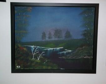 16x20 Oil Landscape