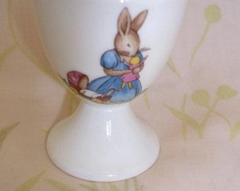 Royal Doulton Bunnykins Footed Egg Cup