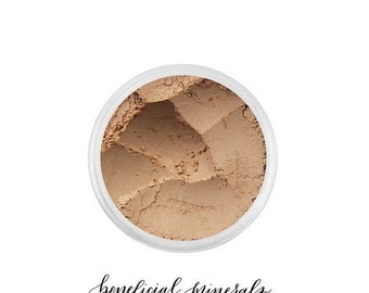 60% OFF - TAN Foundation Mineral Makeup