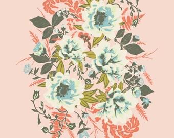 Forest Floor 'Wild Posy' Pink