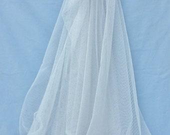 English netting, white