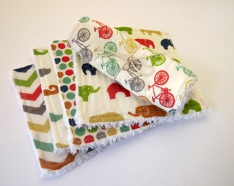 Organic Reusable Wipes or Wash Cloths