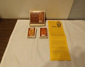 Aladdin Bali Card Game