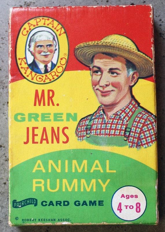 Mr Green Game