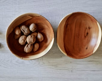 wooden bowl, woodturning, wood bowl, wood turning, key bowl, reclaimed wood, centerpiece, jewelry holder, fruit bowl, serving bowl, home