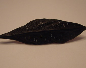 Loon Feather Pin