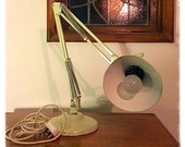 Vintage working 1001 lamps London anglepoise table lamp