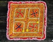 Tribal Fabric Patch / Ethnic / Kutchi / Afgan ~ kutchi-fabric-patch-8