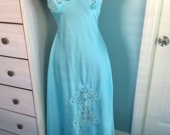 Lily of France by Rosa Puleo-Szule nightgown