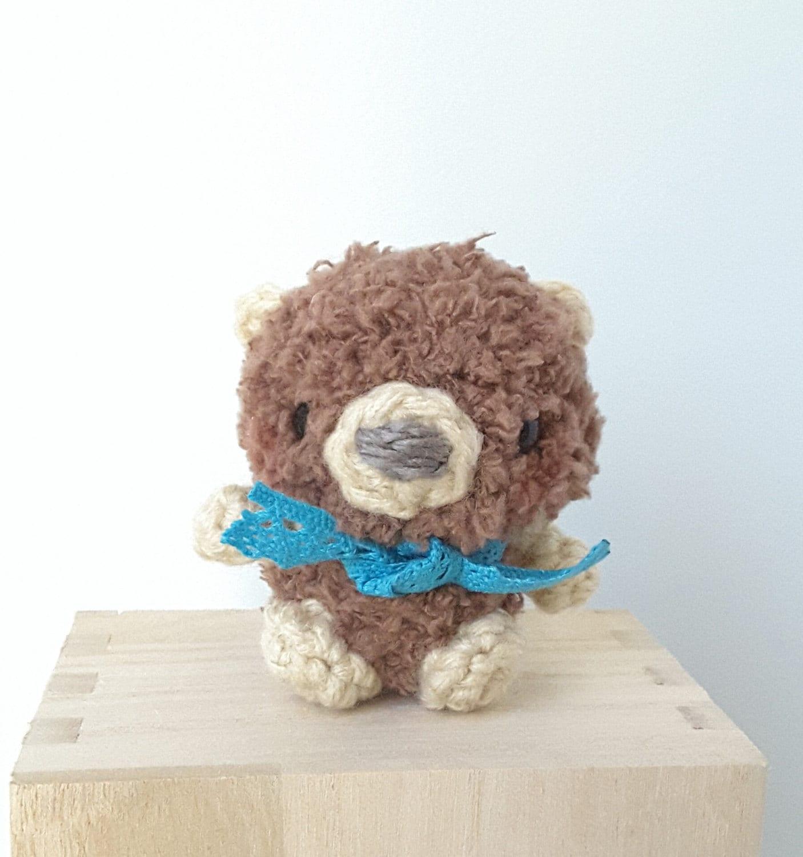 Amigurumi Baby Bear : Amigurumi Baby Bear Crochet Animal Amigurumi plush small