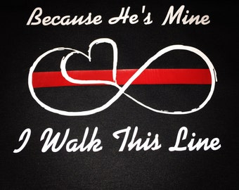 Because He's Mine I Walk This Line