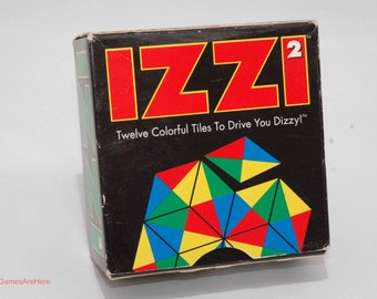 IZZI 2 Tile Game from Binary Arts 1993 COMPLETE
